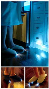 Bright Feet - Swietlne Bambosze