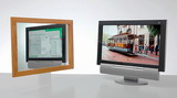 Sharp Dual-View LCD - podwojny wyswietlacz