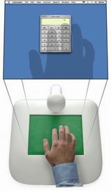 TectaPad - pogromca myszek
